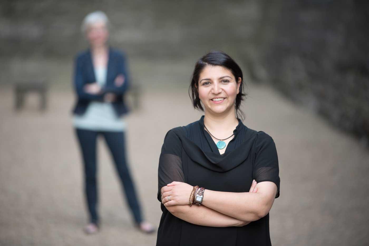 Gisela Bhatti | Fundraising und System