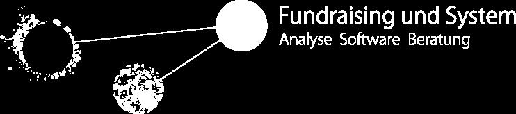 Fundraising und System Logo